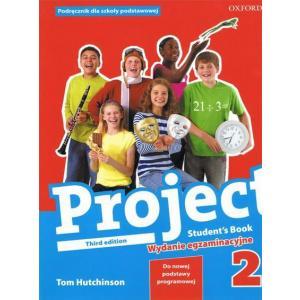 Project 2. Wydanie Egzaminacyjne. Podręcznik