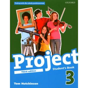 Project 3. 3rd edition. Student's Book
