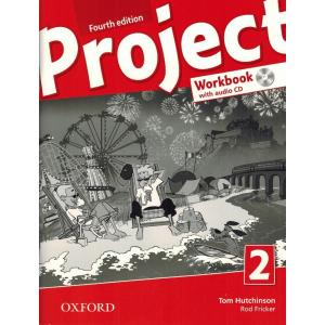Project 4Ed 2 Workbook with Audio CD OOP