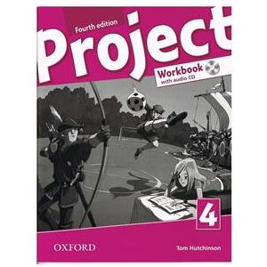 Project 4 4th Edition. Ćwiczenia + Online Practice