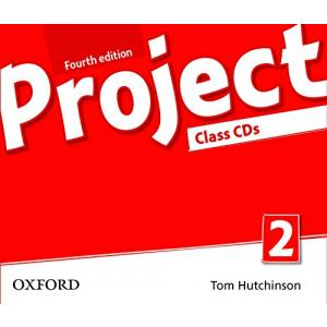 Project 4Ed 2 Class Audio CD