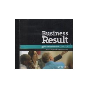 Business Result Upper Intermediate. CD do Podręcznika