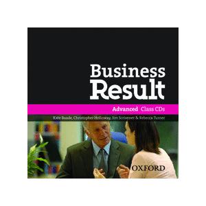 Business Result Advanced. CD do Podręcznika