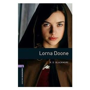 Lorna Doone.   The Oxford Bookworms Library Stage 4 (1400 Headwords)