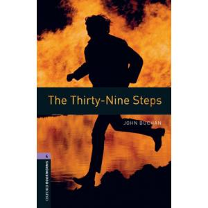 The Thirty-Nine Steps   The Oxford Bookworms Library Stage 4 (1400 Headwords)