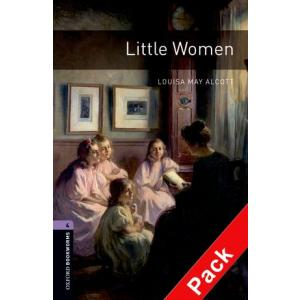 Little Women + CD.   The Oxford Bookworms Library Stage 4 (1400 Headwords)
