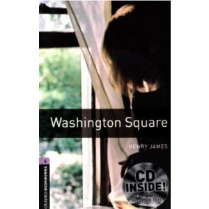 Washington Square + CD. The Oxford Bookworms Library Stage 4 (1400 Headwords)