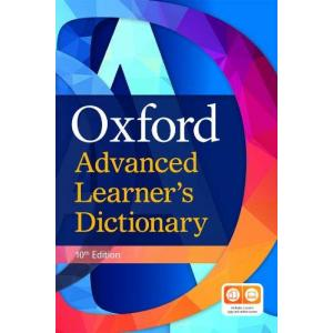 Oxford Advanced Learner's Dictionary. 10th edition. Paperback + kod online