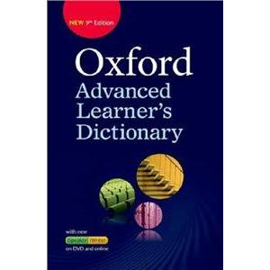 Oxford Advanced Learner's Dictionary 9E + DVD-ROM + Online Access Code