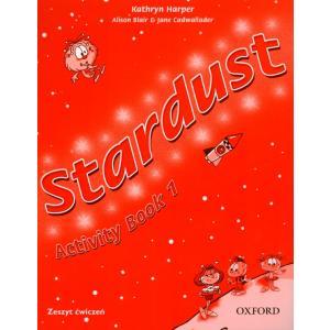 Stardust 1   Activity Book (Wersja Polska)