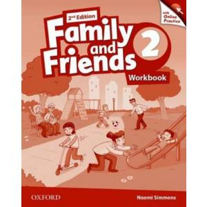 Family and Friends 2ed 2 Workbook