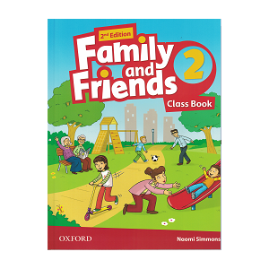 Family and Friends 2ed 2 SB
