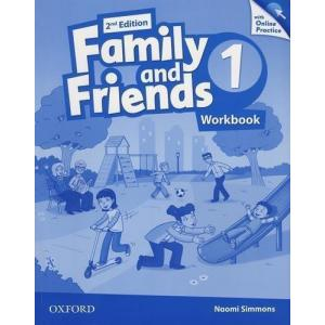 Family and Friends 2Ed 1 WB+Online Practice Pack