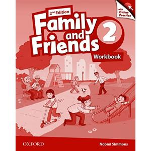 Family and Friends 2Ed 2 WB+Online Practice Pack