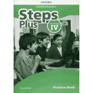 STEPS PLUS dla klasy IV. Materiały ćwiczeniowe z kodem dostępu do Online Practice. Dotacja