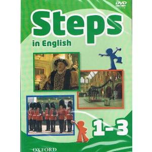 Steps in English 1-3 DVD (PL)