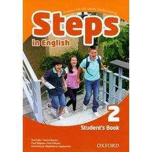 Steps in English 2. Podręcznik + Exam Support