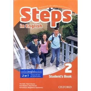 Steps in English 2 SB with Online workbook