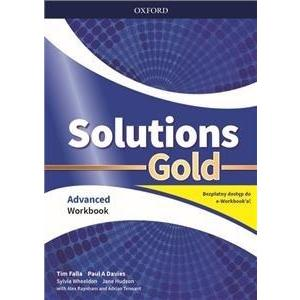 Solutions Gold. Advanced. Workbook + kod online