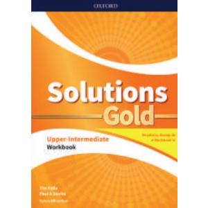 Solutions Gold. Upper-Intermediate. Workbook + kod online. Wyd.2020