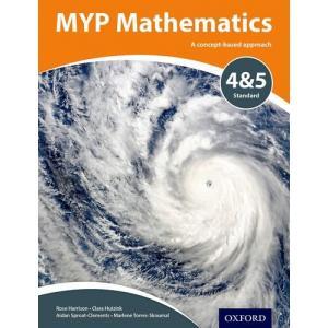 MYP Mathematics 4 & 5 Core (IB MYP SERIES)