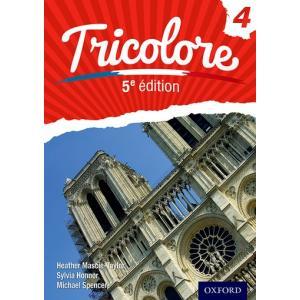 Tricolore 5e edition: Student Book 4