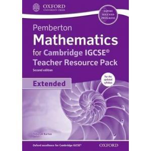 Pemberton Mathematics for Cambridge IGCSE (R) Teacher Resource Pack & CD