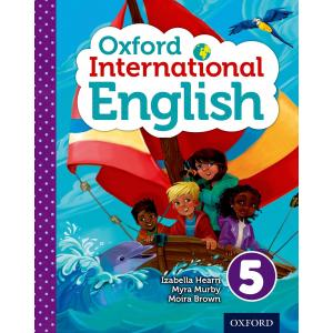 Oxford International Primary English 5. Student Book
