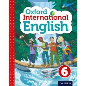 Oxford International Primary English 6. Student Book