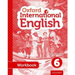 Oxford International Primary English 6. Workbook