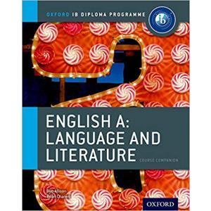 English A: Language   Literature. IB Course Companion. PB