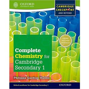 Complete Chemistry for Cambridge Secondary 1. Student Book