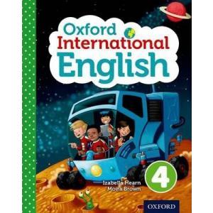 Oxford International Primary English 4 Student Book