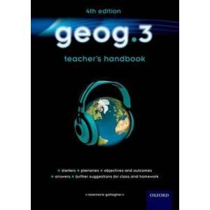 geog.3 Teacher's Handbook