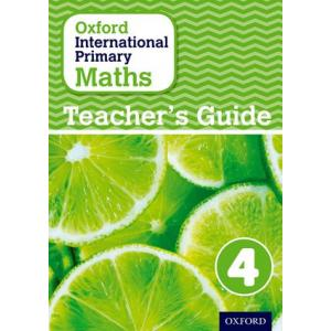 Oxford International Primary Maths 4. Teacher's Guide