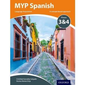 MYP Spanish Language Acquisition Phases 3 & 4