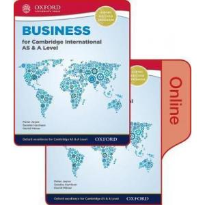 Business for Cambridge International AS & A Level Print & Online Student Book