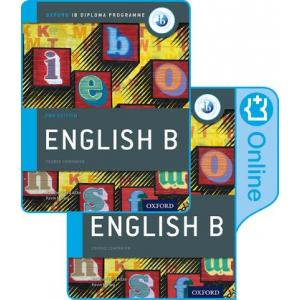 IB English B Course Book 2nd ed (print & online)