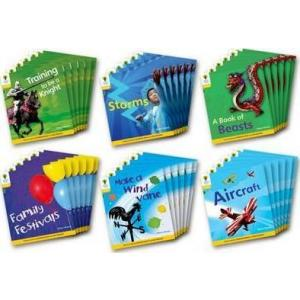 Oxford Reading Tree: Level 5A: Floppy's Phonics Non-Fiction: Class Pack of 36 (Level 5A)
