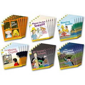 Oxford Reading Tree: Level 5: Floppy's Phonics Fiction: Class Pack of 36