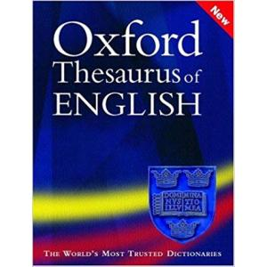 Oxford Thesaurus of English HB New Big