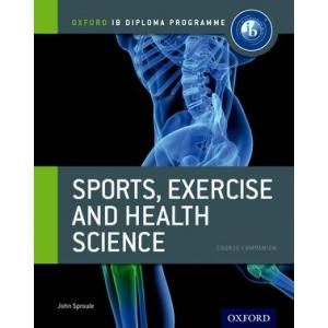 IB Diploma Programme: Sports, Exercise and Health Science