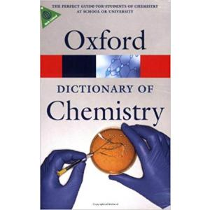 Oxford Dictionary of Chemistry 6Ed 2008