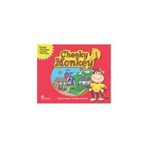 Cheeky Monkey 1. Podręcznik
