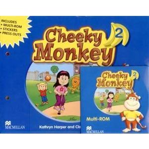 Cheeky Monkey 2. Podręcznik + CD
