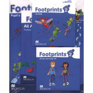 Footprints 2.    Podręcznik + CD-ROM