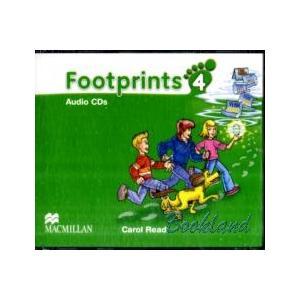Footprints 4. CD do Podręcznika
