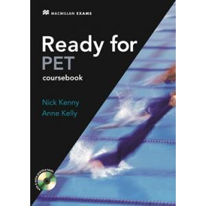 Ready for PET. Podręcznik bez Klucza + CD