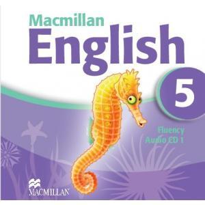 Macmillan English 5 Fluency. CD do Podręcznika