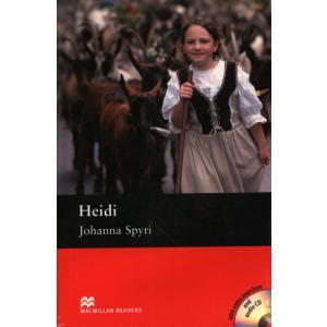 Heidi + CD. Macmillan Readers Pre-Intermediate